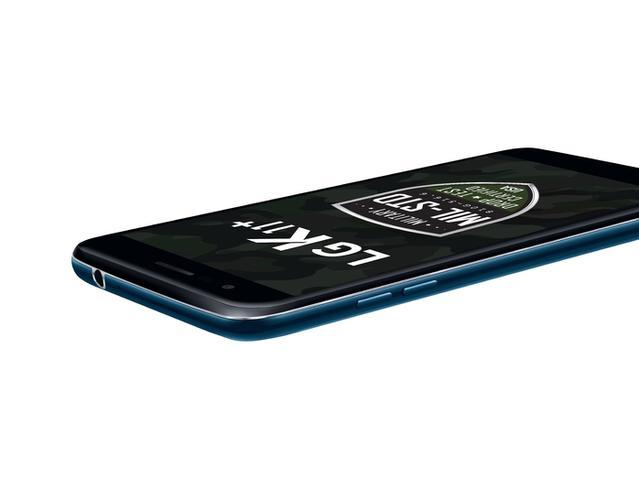Imagem de Smartphone Lg K11+ PLUS Android 7.1, Dual Chip, Processador Octa-Core 1.5 GHz, Câmera principal 13 MP e Câmera Frontal 5