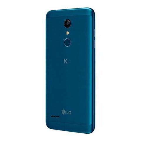 Imagem de Smartphone / LG / K11 Plus / Tela de 5.3 / Dual Sim / 32GB - Azul