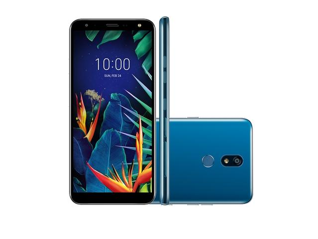 Imagem de Smartphone Lg K12+ PLUS Android 8.1, Dual Chip Azul