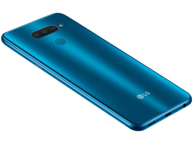 Imagem de Smartphone LG K12 Prime 64GB Azul 4G Octa Core