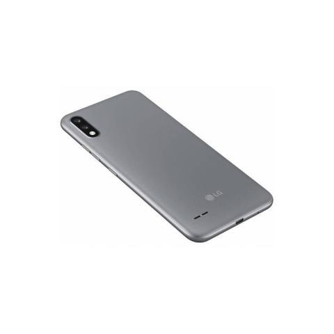 Celular Smartphone LG K22 Lmk200b 32gb Titânio - Dual Chip