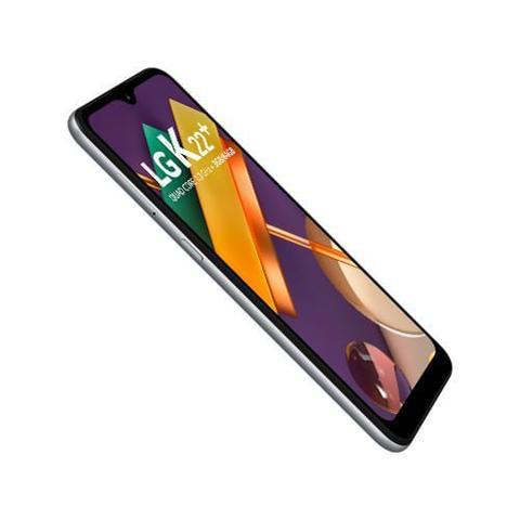 Imagem de Smartphone LG K22+ 64GB 3GB RAM Tela 6.2