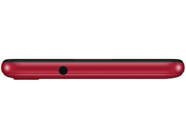 Imagem de Smartphone LG K22 Red 4G Quad-Core 2GB RAM