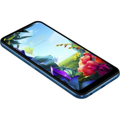 Imagem de Smartphone LG K40s 32GB Dual Chip Android 9 Tela 6.1
