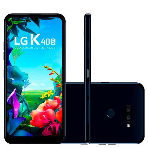 Imagem de Smartphone LG K40S LMX430BMW 32GB Preto