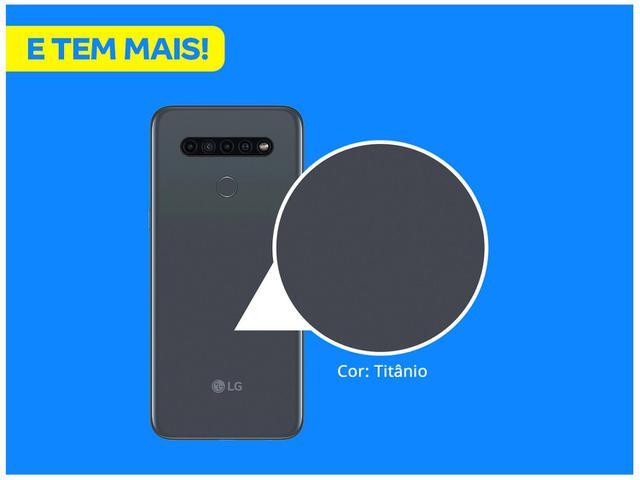 Imagem de Smartphone LG K41S 32GB Titânio 4G Octa-Core