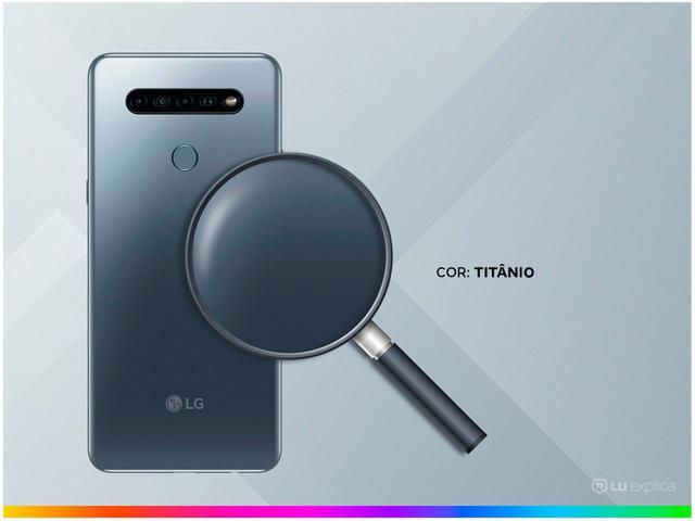 Imagem de Smartphone LG K51S 64GB Titânio 4G Octa-Core