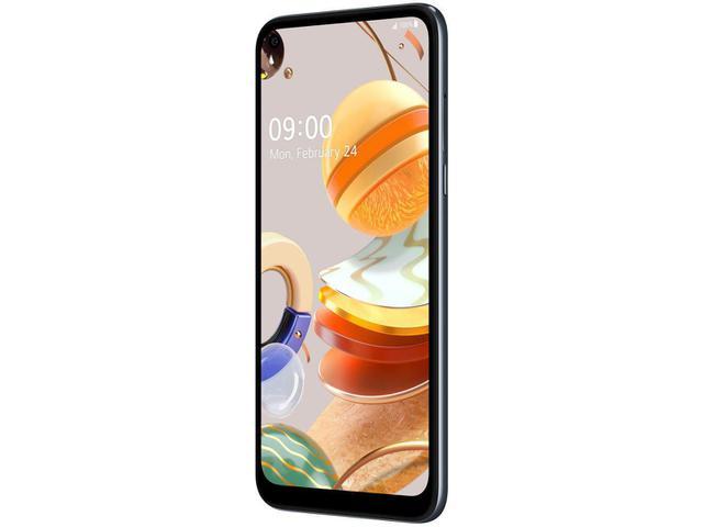 Imagem de Smartphone LG K61 128GB Titânio 4G Octa-Core - 4GB RAM 6.53
