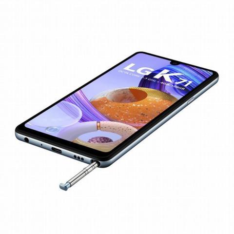 Imagem de Smartphone LG K71 128GB 4GB RAM Tela 6.8