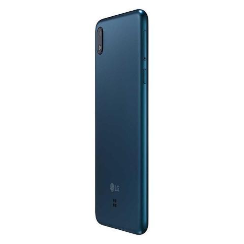 """Imagem de Smartphone LG K8+ 16GB Câmera 8MP Frontal 5MP 1GB RAM Tela 5,45"""" Android GO - Azul"""