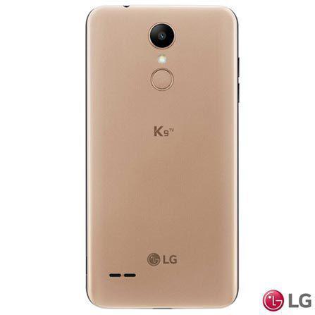 Imagem de Smartphone LG K9 16GB Dual Chip 5.0 Câmera 8MP Selfie 5MP Android TV Digital Android 7.0 Preto