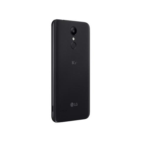 Imagem de Smartphone LG K9 16GB Dual Chip 5.0 Câmera 8MP Selfie 5MP Android TV Digital Android 7.0 Preto