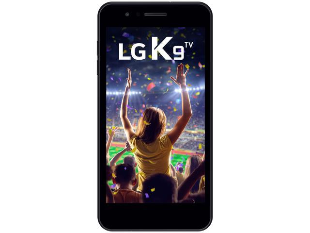 Imagem de Smartphone LG K9 TV 16GB Azul Dual Chip 4G