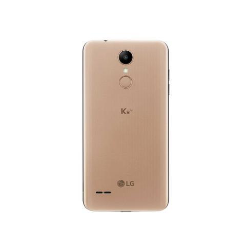 """Imagem de Smartphone LG K9 TV 16GB Dourado 4G Quad Core 2GB RAM Tela 5"""" Câm. 8MP + Câm. Selfie 5MP"""