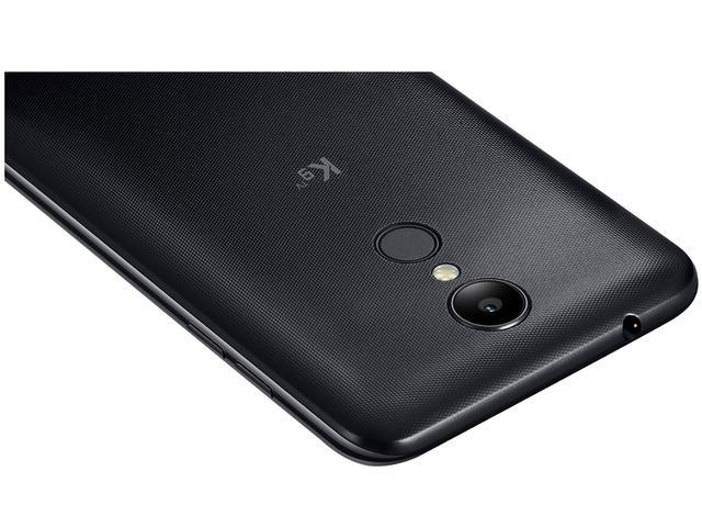 """Imagem de Smartphone LG K9 TV 16GB Preto 4G Quad Core 2GB RAM Tela 5"""" Câm. 8MP + Câm. Selfie 5MP"""