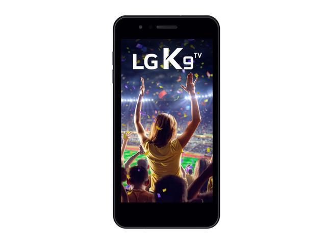 Imagem de Smartphone Lg K9, TV Digital , Android 7.0,Dual Chip, Processador Quad core 1.3 GHz, Câmera Principal 8MP e Frontal 5MP,
