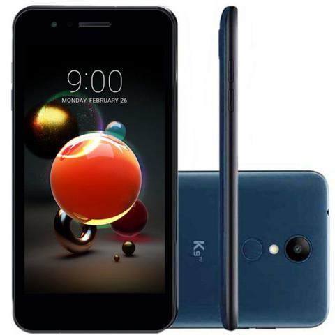 Imagem de Smartphone LG K9 TV Digital Azul 16GB Tela 5