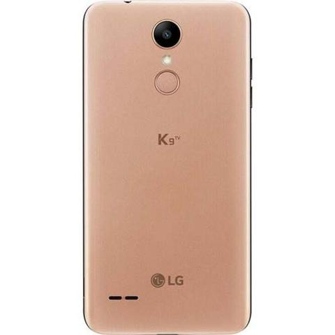 Imagem de Smartphone LG K9 TV Dourado, com Tela de 5
