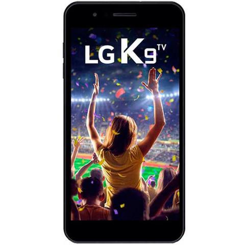 Imagem de Smartphone LG K9 TV, Dual Chip, Dourado, Tela 5
