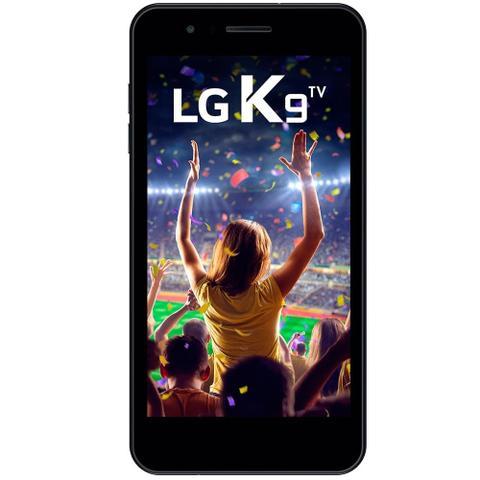 Imagem de Smartphone LG K9 TV, Dual Chip, Preto, Tela 5