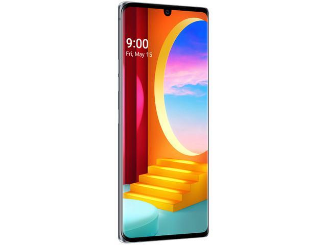 Imagem de Smartphone LG Velvet 128GB Aurora Gray Octa-Core