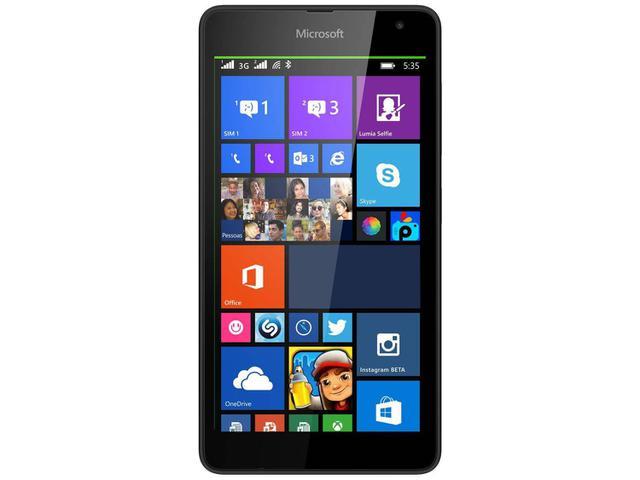 Imagem de Smartphone Microsoft Lumia 535 8GB Dual Chip 3G
