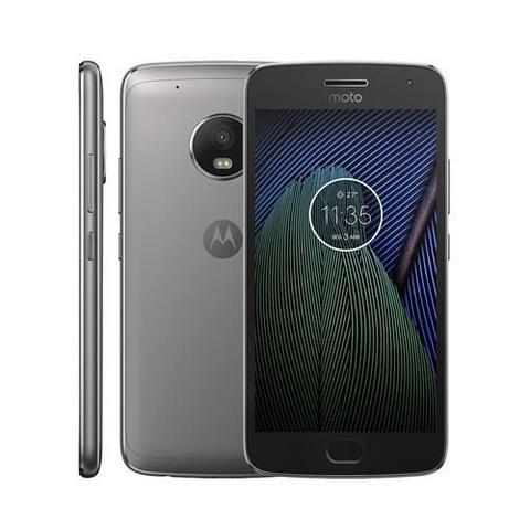 Imagem de Smartphone Moto G 5  Dual Chip Android 7.0 Tela 5.0 16GB 4G Câmera 13MP - Platinum