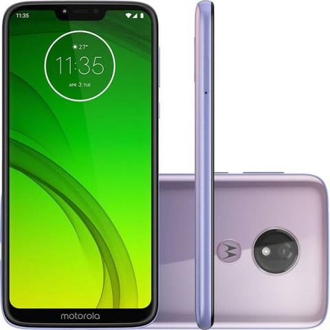 Imagem de Smartphone Moto G7 Power TV 64GB 4GB RAM 6.2
