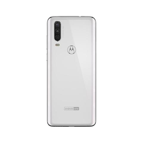 Imagem de Smartphone Moto One Action XT2013 4GB RAM 128GB Branco Polar