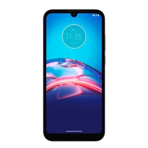 Imagem de Smartphone Motorola E6s, Cinza Titanium, XT2053, Tela de 6,1