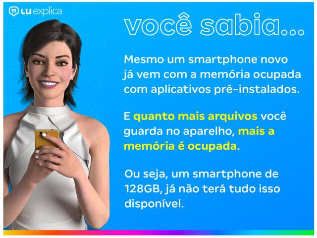 Imagem de Smartphone Motorola Edge 20 128GB Preto