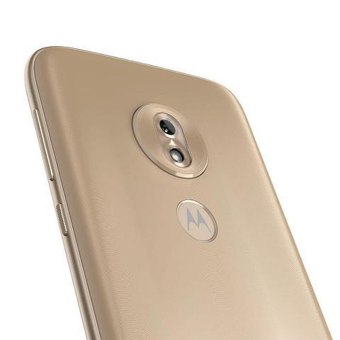 Imagem de Smartphone Motorola G7 Play, Dourado, XT1952, Tela de 5.7