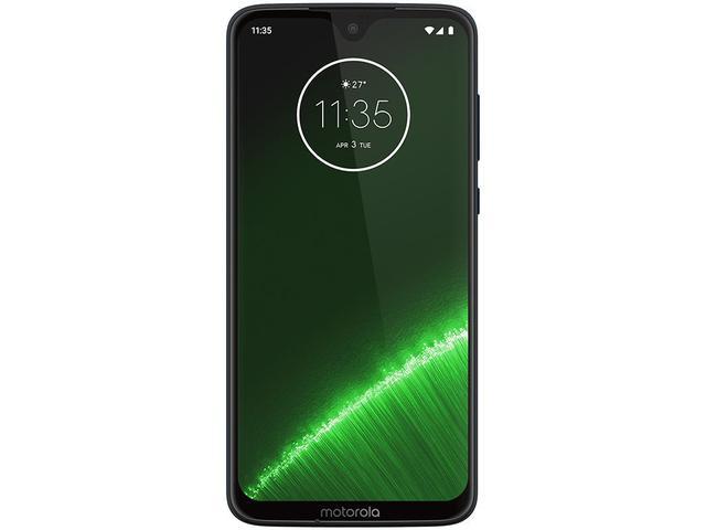 Imagem de Smartphone Motorola G7 Plus 64GB Indigo 4G