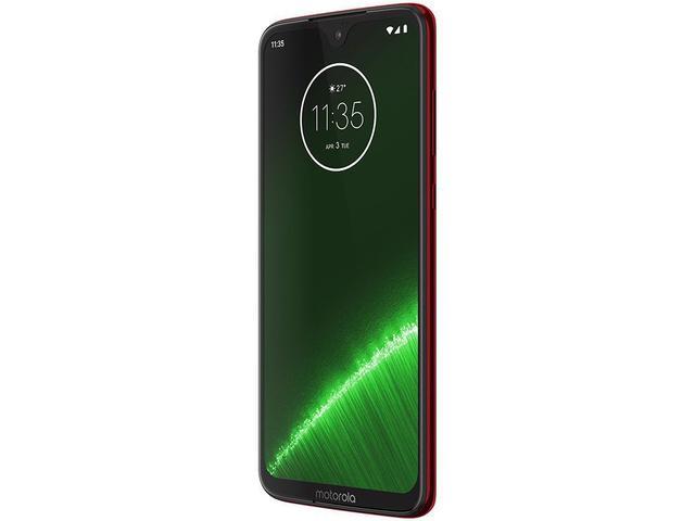 Imagem de Smartphone Motorola G7 Plus 64GB Rubi 4G