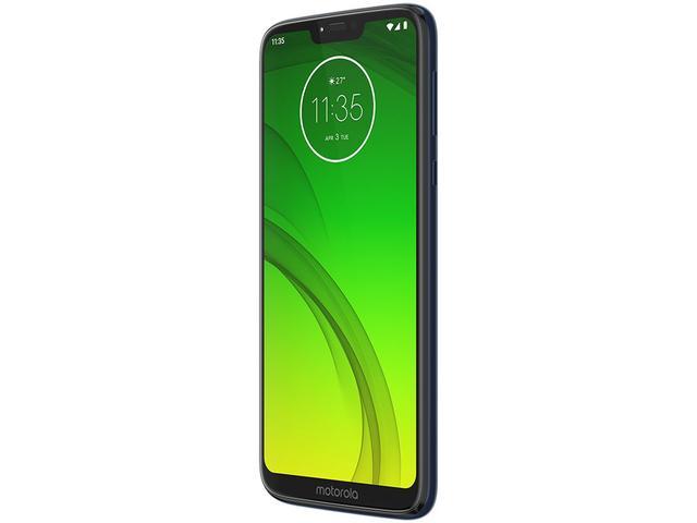 Imagem de Smartphone Motorola G7 Power 32GB Azul Navy 4G