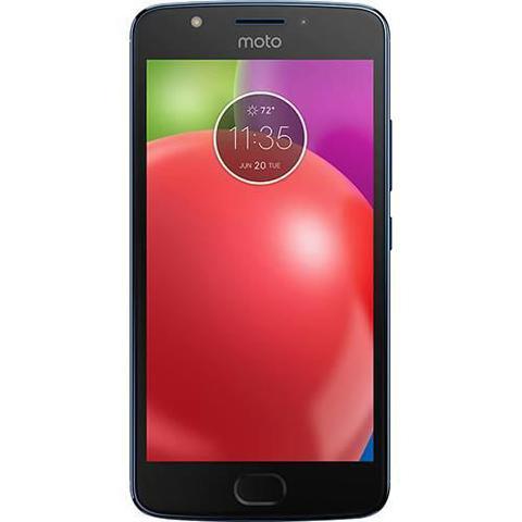 Imagem de Smartphone Motorola Moto E4 4G Tela 5 Polegadas Android 7.1 Câmera 8MP Dual Chip - Azul