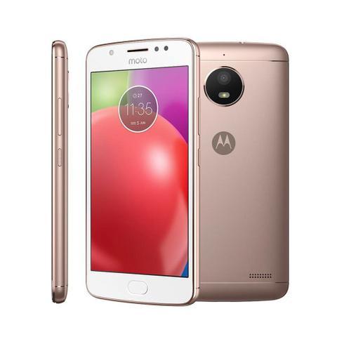 Imagem de Smartphone Motorola Moto E4 4G Tela 5 Polegadas Android 7.1 Câmera 8MP Dual Chip