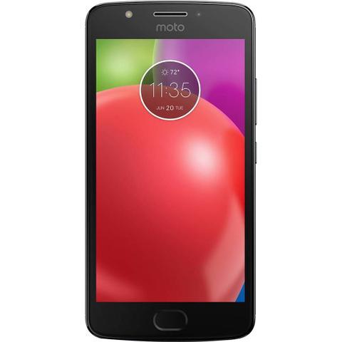 "Imagem de Smartphone Motorola Moto E4 Dual 5"" 16GB 8MP 5MP - Titanium"