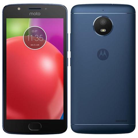 Imagem de Smartphone Motorola Moto E4, Dual Chip, Azul Safira, Tela 5