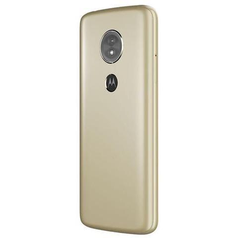 Imagem de Smartphone Motorola Moto E5 16GB Ouro - Dual Chip 4G Câm 13MP + Selfie 5MP Flash Tela 5.7 Pol
