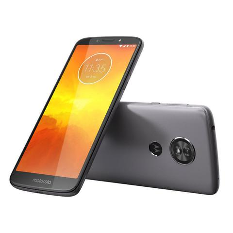 Imagem de Smartphone Motorola Moto E5, 32GB, Dual Chip, 13MP, 4G, Platinum - XT1944