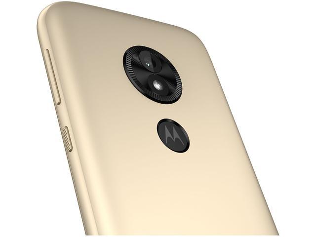 Imagem de Smartphone Motorola Moto E5 Play 16GB Ouro 4G