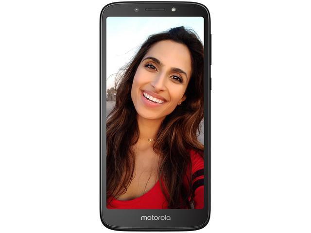 Imagem de Smartphone Motorola Moto E5 Play 16GB Preto 4G