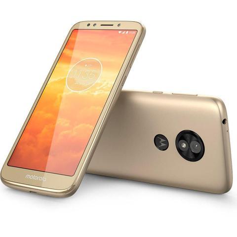 Imagem de Smartphone Motorola Moto E5 Play, Ouro, XT1920-19 Tela de 5.4
