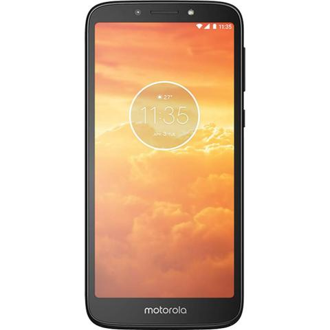 Imagem de Smartphone Motorola Moto E5 Play XT1920, Android 8.1, Dual chip, 8MP, 5.34, 16GB, 4G - Preto