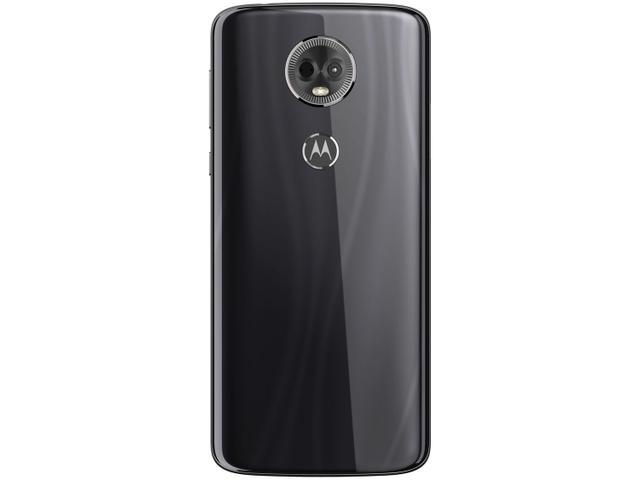 Imagem de Smartphone Motorola Moto E5 Plus 16GB Grafite