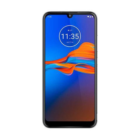 Imagem de Smartphone Motorola Moto E6 Plus 32GB Cinza 4G Tela 6.1 Câmera Dupla 13MP Selfie 8MP Cinza