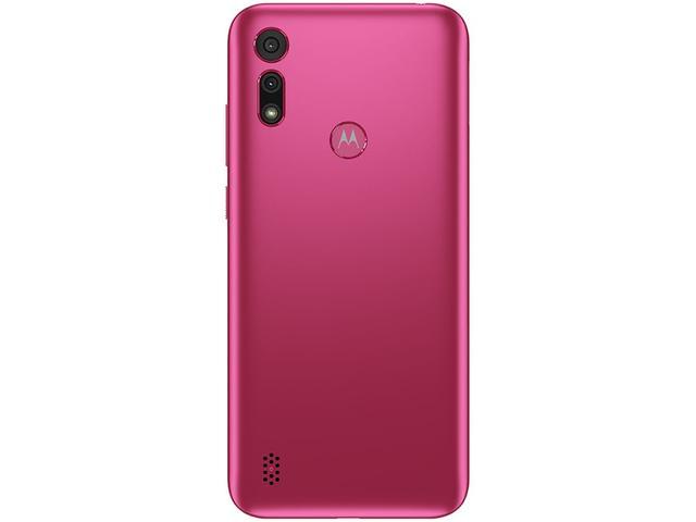 Imagem de Smartphone Motorola Moto E6i 32GB Pink
