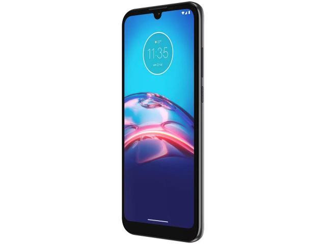 Imagem de Smartphone Motorola Moto E6S 32GB Tela 6.1 Cam Dupla 13MP 2MP - Cinza