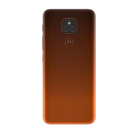 Imagem de Smartphone Motorola Moto E7 Plus XT2081-1 64GB Bronze Âmbar